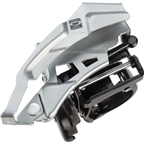 Shimano Acera M3000 9-Speed Triple Top-Swing Dual-Pull Front Derailleur