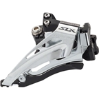 Shimano SLX M7025-L 2x11, Low Clamp, Bottom Pull Front Derailleur, 34.9 Clamp w/shims