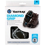 Yaktrax Diamond Grip Ice Traction: LG