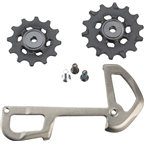 SRAM XX1 Eagle Pulleys and Gray Inner Cage