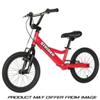 Strider Sport 16 Balance Bike Red