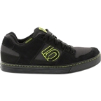 Five Ten Freerider Men's Flat Pedal Shoe: Black Slime