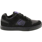 Five Ten Freerider Women's Flat Pedal Shoe: Black/Purple