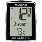 Sigma BC 14.16 STS Wireless Cycling Computer with Cadence