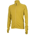Surly Merino Wool Men's Long Sleeve Jersey: Dried Mustard Yellow