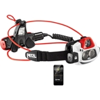 Petzl NAO+ Reactive Rechargeable Headlamp: Black