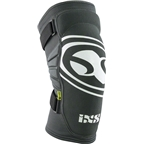 iXS Carve EVO Knee Pad: Gray/Black