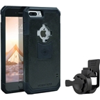 Rokform Handlebar Mount Kit iPhone 7 Plus: Black