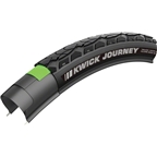 Kenda Kwick Journey Tire: 700 x 40 SRC with Relective Sidewall Wire Bead