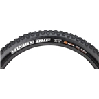 "Maxxis Minion DHF 29 x 3"" Tire 120tpi, 3C Maxx Terra Compound, EXO Casing, Tubeless Ready, Black"