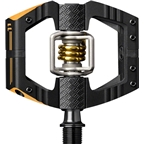 Crank Brothers Mallet Enduro 11 Pedals: Black/Gold
