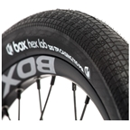 "BOX Components Hex Lab Race Tire 20 x 1.75"" 110 PSI 120TPI Folding Bead Black"