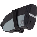MSW Brand New Bag, SBG-100 Seat Bag, Black/Gray, SM