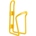 MSW AC-100 Alloy Water Bottle Cage 6mm rod Yellow
