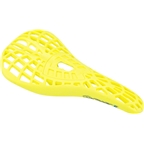 Tioga D-Spyder S-Spec Saddle: Pivotal, Neon Yellow