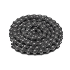 "Salt Plus Warlock 1/8"" Half Link Chain Black"