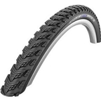 Schwalbe Marathon GT 365 Tire, 700 x 35 Wire Bead Black with DualGuard and Reflective Sidewall