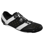 Bont Vaypor+ Road Cycling Shoe: Black/White