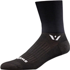 Swiftwick Performance Four Sock: Black