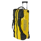 Ortlieb Duffle RG 60L - Telescopic Handle Sunyellow/Black