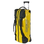 Ortlieb Duffle RG 85L - Telescopic Handle Sunyellow/Black