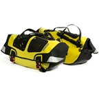 Ortlieb Recumbent Panniers (pair) Yellow/Black
