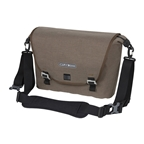 Ortlieb Reporter M (shoulder bag with zipper) Coffee