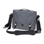 Ortlieb Courier-Bag M (shoulder bag with flap) Pepper