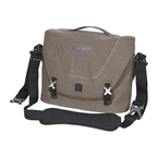 Ortlieb Courier-Bag M (shoulder bag with flap) Coffee