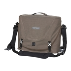 Ortlieb Courier-Bag L (shoulder bag with flap) Coffee