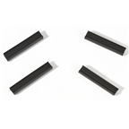 Ortlieb Abrasion Protection for Racks (4pcs)