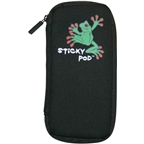Miles Wide Sticky Pod Black