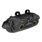 Apidura Handlebar Pack Dry Medium Grey/Black