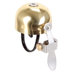 Crane Bell Co E-Ne Bell Polished Brass