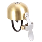 Crane Bell Co E-Ne Bell Scotch-brite Brass