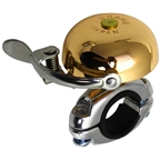 Crane Bell Co Suzu Mini Bell Brass