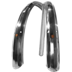 Velo Orange Zeppelin Fenders 650b 52mm - Silver