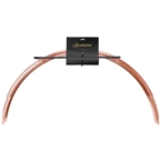 Handsome Cycles Mud Butler Hammered Fender Set 700c X 45mm - Copper
