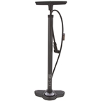 Planet Bike STX Floor Pump Metallic Grey