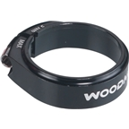 Woodman Deathgrip-SL Seat Clamp 31.8mm - Black