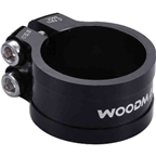 Woodman TC-DB Seat Clamp 34.9mm - Black