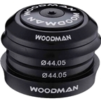 Woodman Axis SICR TOO Headset ZS44/28.6|ZS44/30 Black