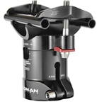Woodman IT-Ti Integrated Mast Head 34.9mm/0mm Offset
