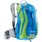 Deuter Packs Race X Pack 730cu/in + 100oz - Ocean/Kiwi