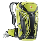 Deuter Attack Enduro 16 976cu/in (100oz) - Apple/Black
