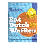 Eat Dutch Waffles Blueberry 16/Box