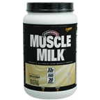 Cytosport Muscle Milk Drink Mix Vanilla - 2.47lb Canister