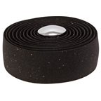 Soma Thick And Zesty Cork Bar Tape - Black