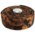 Soma Thick And Zesty Striated Bar Tape Brown Camo