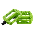 Kore Rivera Thermo Platform Pedals Army Green